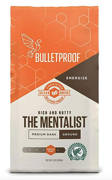 Bulletproof The Mentalist Ground Coffee