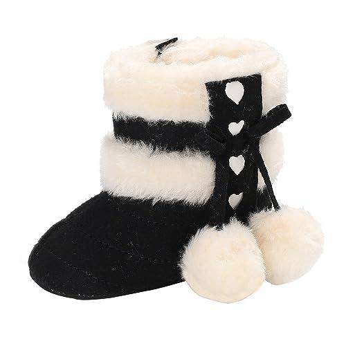Zapatos Reborn Baby Primeros Pasos, Zolimx Bebé Niñd Niño Blando Botines Nieve Botas Newborn Bebe Recién Nacido Zapatos de Calentamiento: Amazon.es: Zapatos ...