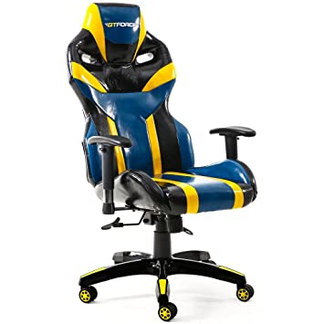 Gtforce Tronic X Reclining Sports Racing Gaming Chair For Office