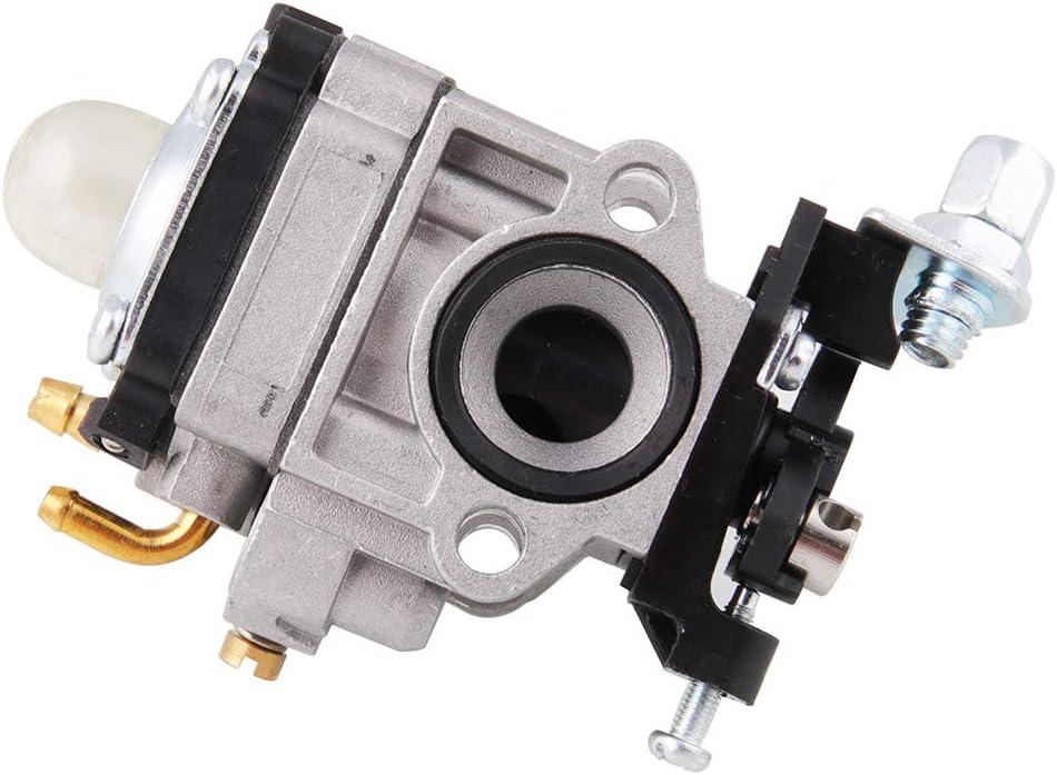 Xpccj 11 mm Filtro Reemplazar Carburador Carburador Dirt Bike Reemplazo Carburador Carburador Ajuste de mezcla de combustible de aire y Ajuste de baja velocidad