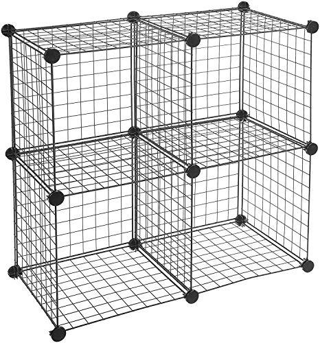 Amazonbasics 4 Cube Grid