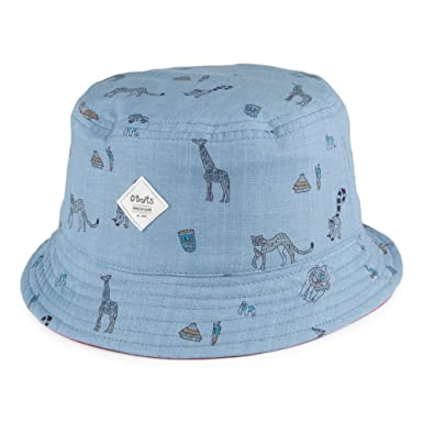 99be946927a92 Barts Hats Kids Antigua Bucket Hat - Denim  Amazon.co.uk  Clothing