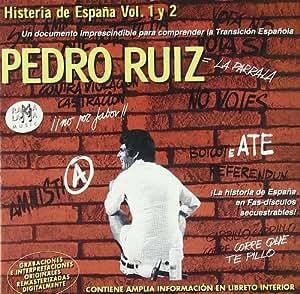 Histeria De España Vol.1 Y 2