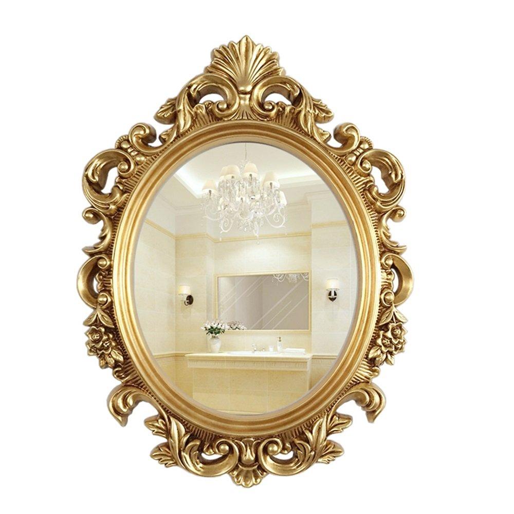 Retro Ovale Spiegel Im Europaischen Stil Badezimmer Spiegel
