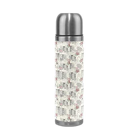 d060350748220 Amazon.com: DEYYA Cath Kidston 101 Dalmatians Stainless Steel Coffee ...