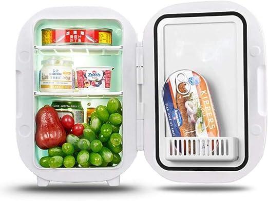 Refrigerador 12V Frigorífico Eléctrico 6L Nevera Portátil De Viaje ...