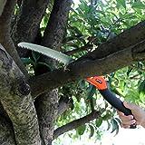 FUJIWARA Pruning Saw for Wood Camping, Wet & Dry