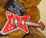 ALF SOFT PLUSH PUPPET BORN TO ROCK - 11 INCHES