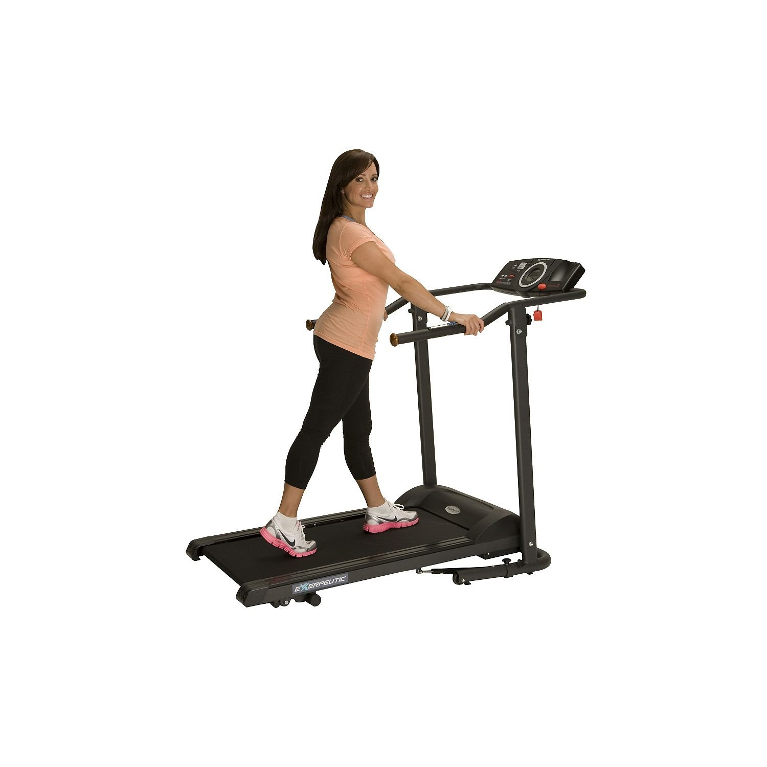 Exerpeutic 1500XL Fitness Walking Electric Treadmill