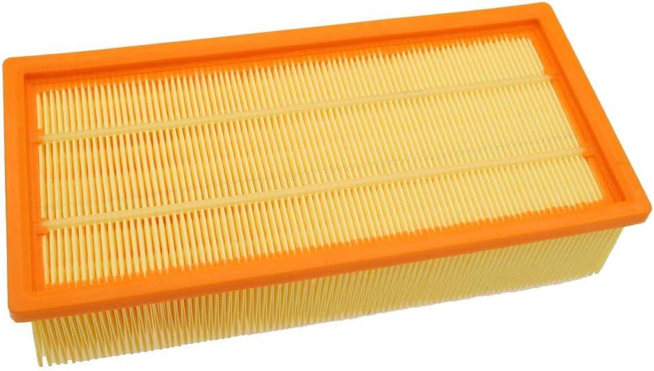 Filtro de l/áminas de repuesto para K/ärcher NT 65//2 Eco NT 65//2 Eco Tc NT 72//2 Eco Tc NT 75//2 Ap Me Tc Hilti VC 60-U