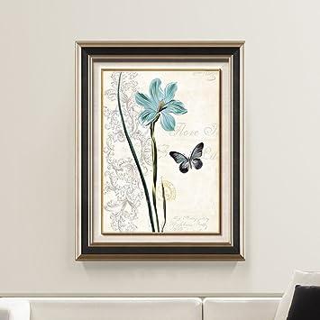 European Style Dekorative Malerei Im Wohnzimmer Moderne Minimalistische  Schwarz Weiß Box/Sofa Wand