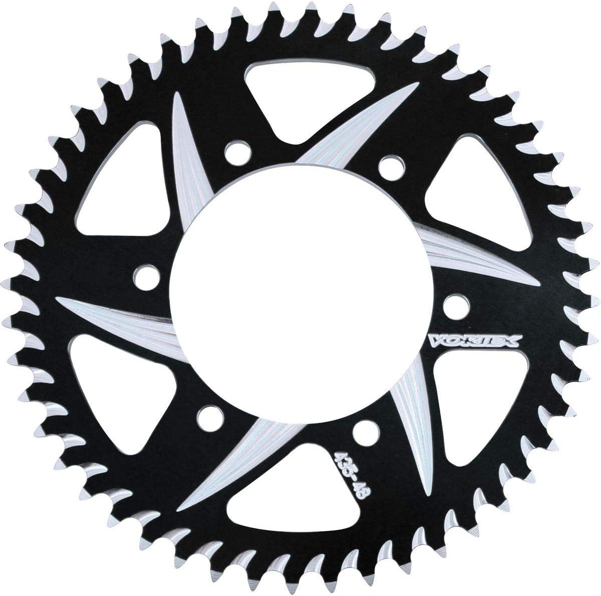 Vortex 630-49 Silver 49-Tooth Rear Sprocket