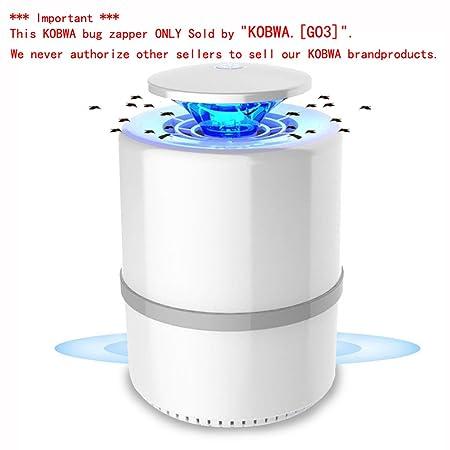 KOBWA USB Mata Mosquitos Eléctrico, Repelente de Mosquitos ...