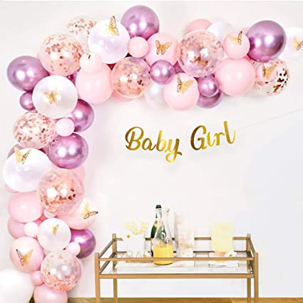 Purple Baby Shower Decoration Ideas from images-na.ssl-images-amazon.com