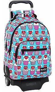 Safta Sf-641743-860 sac à dos pour enfants, 43 cm, Multicolor