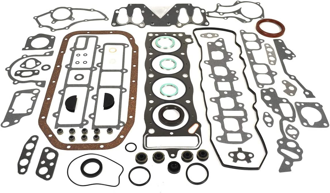 ITM ENGINE COMPONENTS 09-01510T Complete Engine Gasket Set .50mm oversized