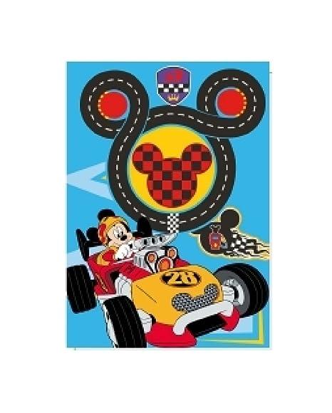 Mickey Mouse Micky Maus Strasse Strassenteppich