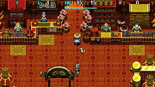 Shiren The Wanderer: The Tower of Fortune and the Dice of Fate - PlayStation Vita by Aksys (Image #8)