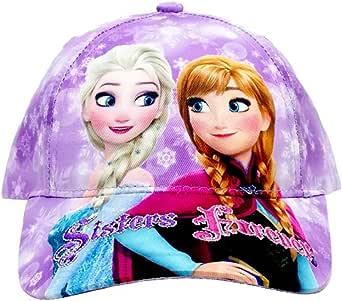 Disney Frozen Baseball Cap #FR0223 Purple