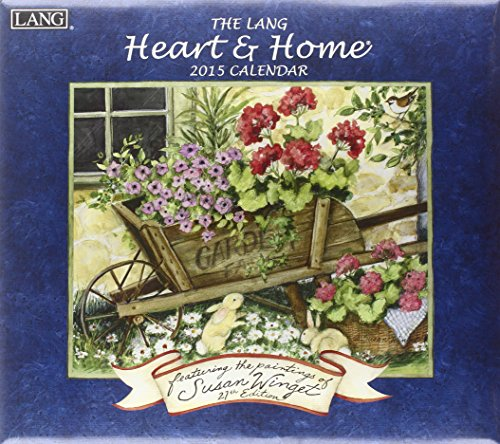 The Lang Heart & Home Calendar (Calendar 1982)