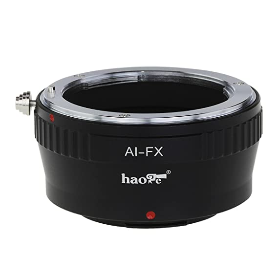 Review Haoge Lens Mount Adapter