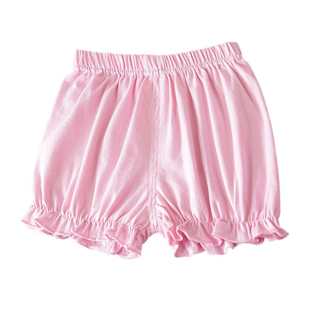 Brightup Baby Girl Boy Bloomers Shorts Toddler Diaper Covers Briefs Infant Underwear