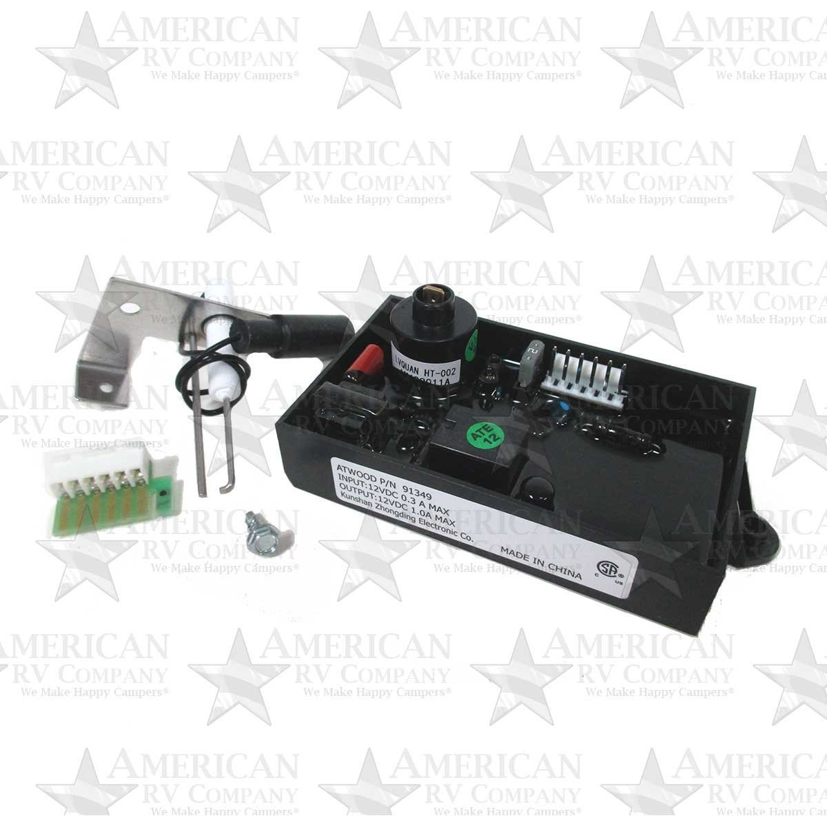 Atwood 91363 OEM RV Appliance Universal Ignition Control Kit - For Use w/ Older Electric Water Heaters - Replacement Part
