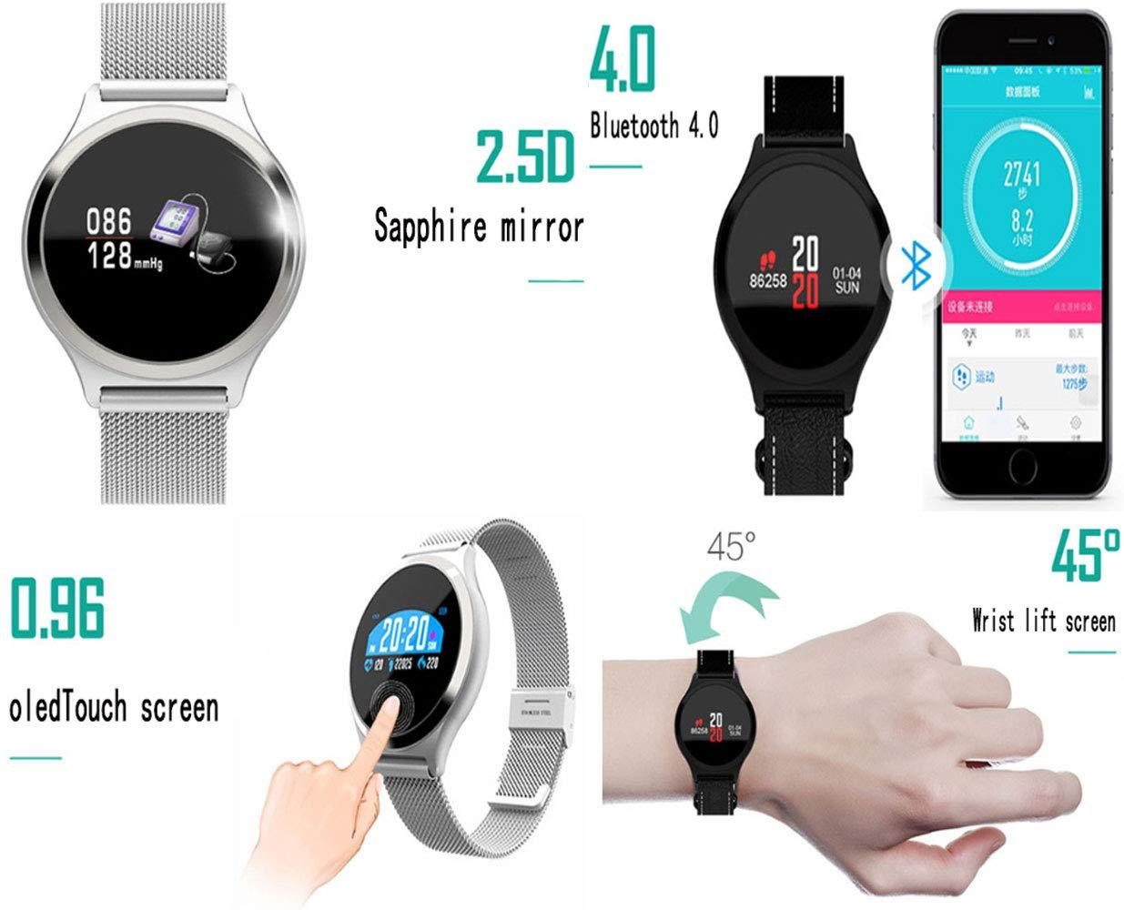 Smart Pulsera GPS Deportes Posicionamiento Bluetooth Ritmo ...
