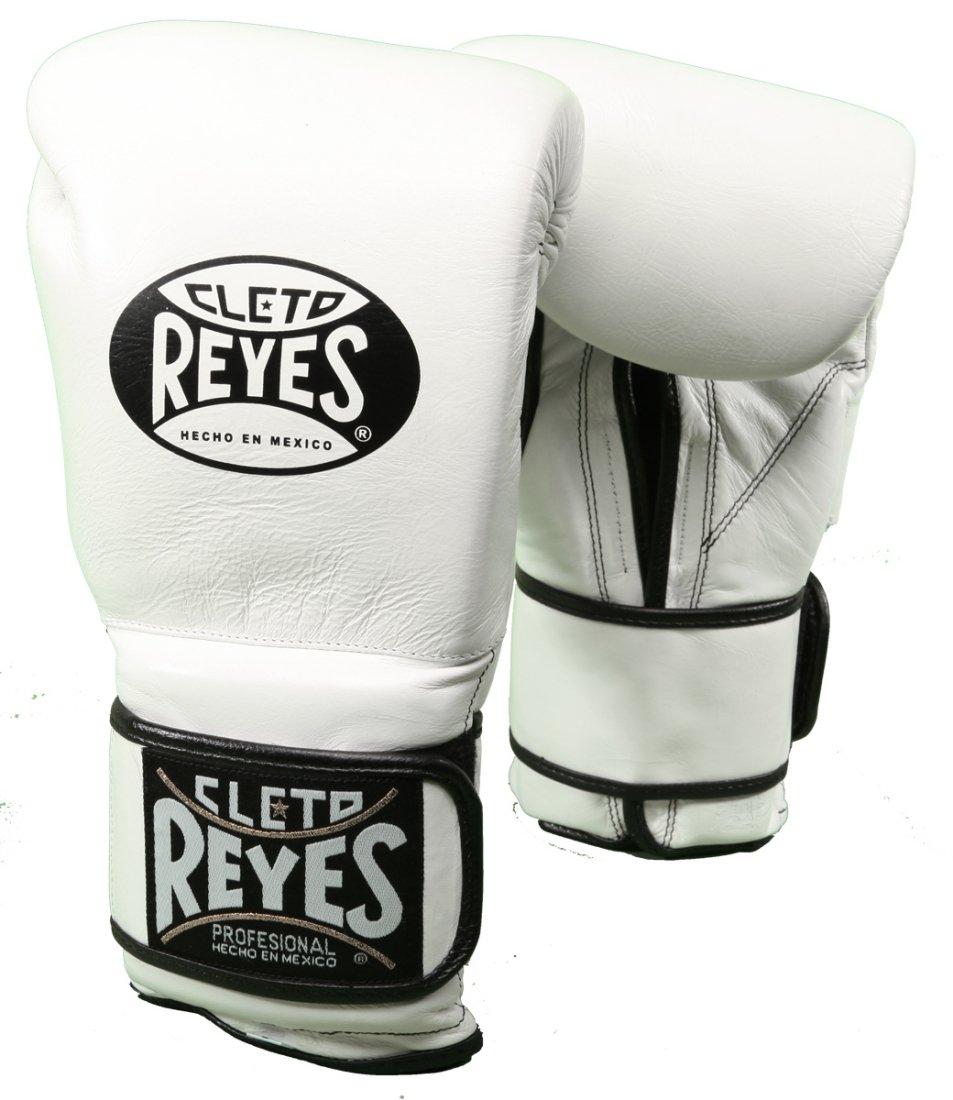 Cleto Reyes Extraパディングトレーニング手袋 B01MTBG581 16オンス|White (Regular Padding) White (Regular Padding) 16オンス