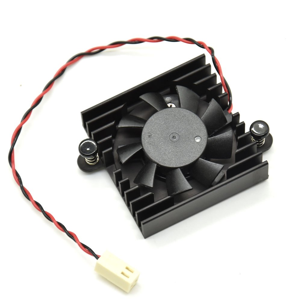 Bay Direct Heatsink Cooling Fan Para Dahua Dvr/hdcvi Came...