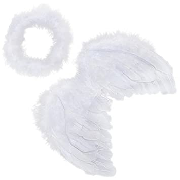 Engelsflugel Federn Flugel Engel Weihnachten Christbaumschmuck Baby