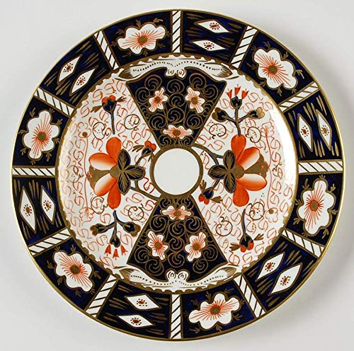 Royal Crown Derby Imari - Royal Crown Derby Traditional Imari Salad Plate