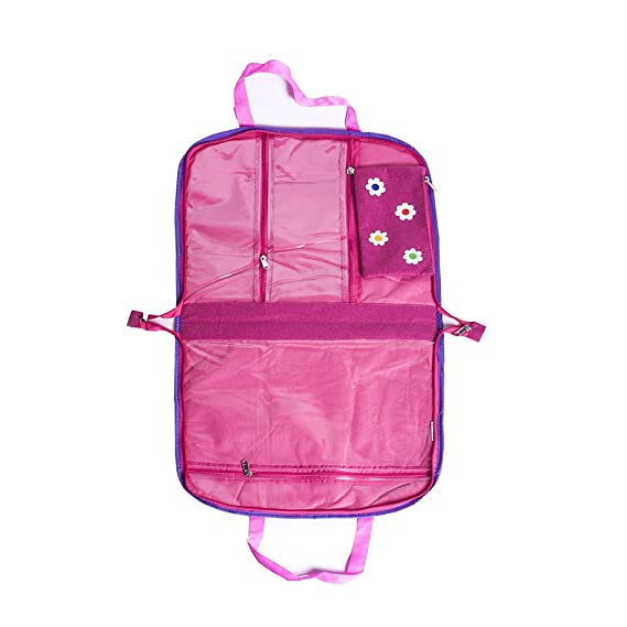 9e0c639dd75 Buy Li ll Pumpkins Pink Hello Kitty Drawing Bag Online at Low Prices in  India - Amazon.in