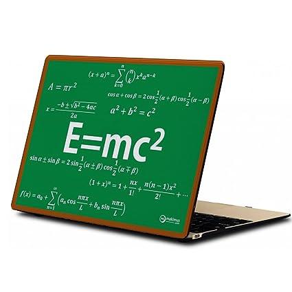 8fc285336 Laptop Skin E=MC2 Einstein Physics Nerd 15.6 inch Waterproof Unique Laptop  Sticker for HP, Lenovo, Dell & Others - Buy Laptop Skin E=MC2 Einstein  Physics ...