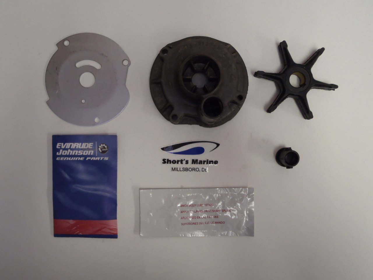 OEM Johnson Evinrude Water Pump Repair Kit 0382468