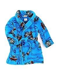 Thomas & Friends Boys Plush Fleece Bathrobe Robe