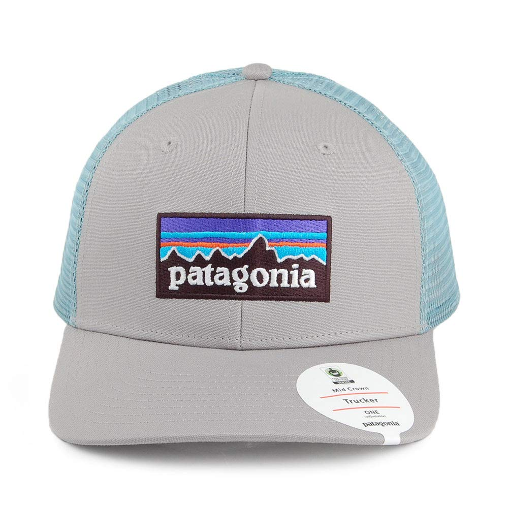 eb5386ae770 Patagonia Men s Hat P6 Trucker Hat  Amazon.co.uk  Sports   Outdoors
