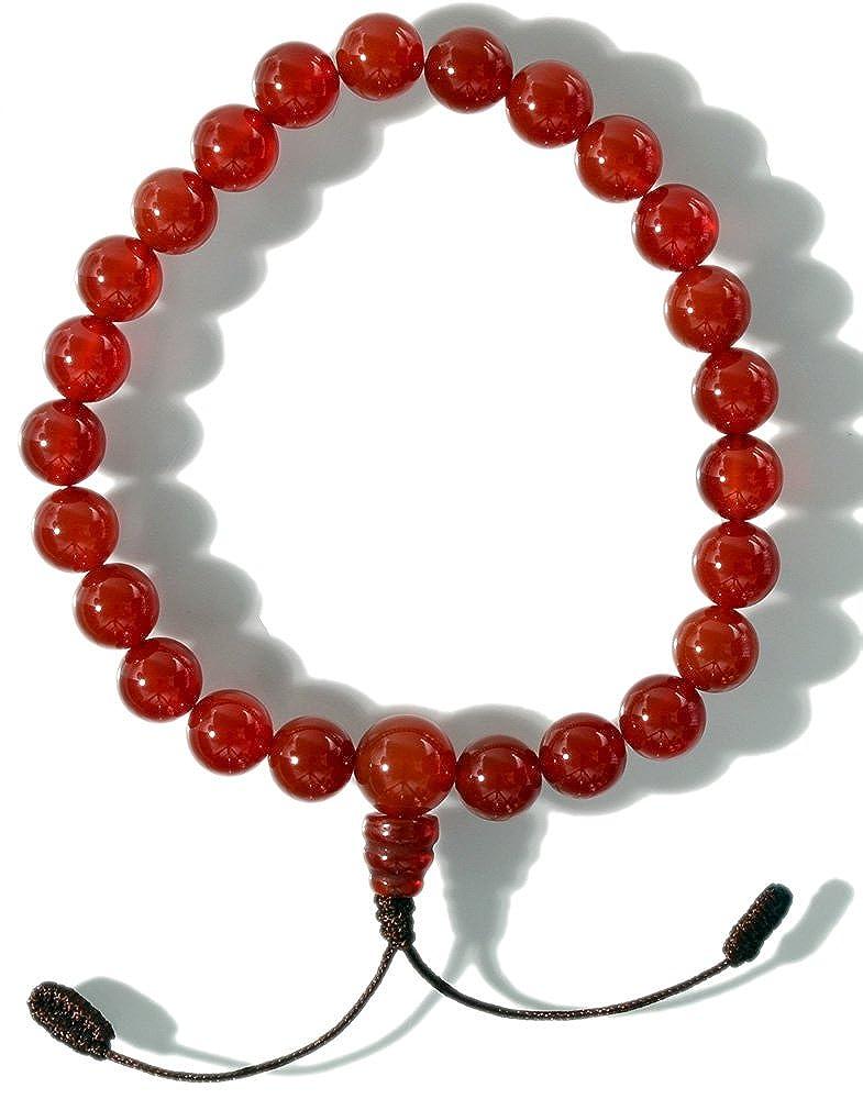 Tigerauge Powerarmband Kugel-Armband Edelstein Beads Perlen Buddah 8 mm