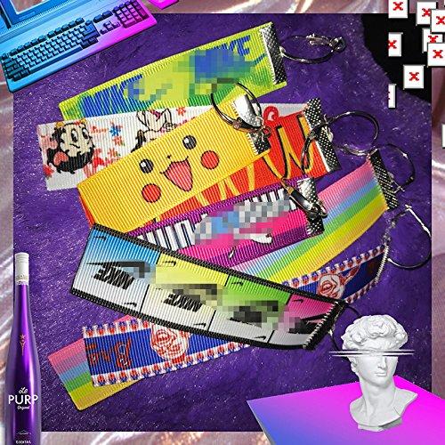 - 2018 exclusive custom / disco / soil cool / handmade / psychedelic / earrings