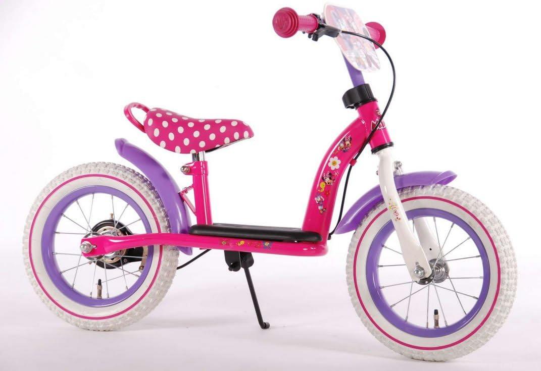 30,48 cm Minni Bow Tique bicicleta infantil: Amazon.es: Deportes y ...