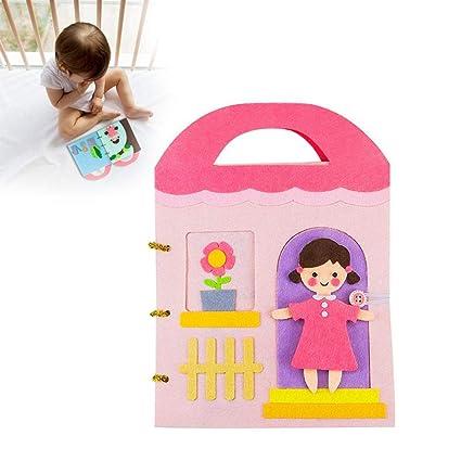 Per Soft Books De Montessori Materiels Conseils D