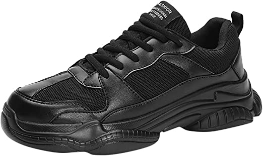 Sameno Street Chunky Sneakers Women Men