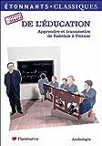 De l'éducation : Apprendre et transmettre de Rabelais à Pennac