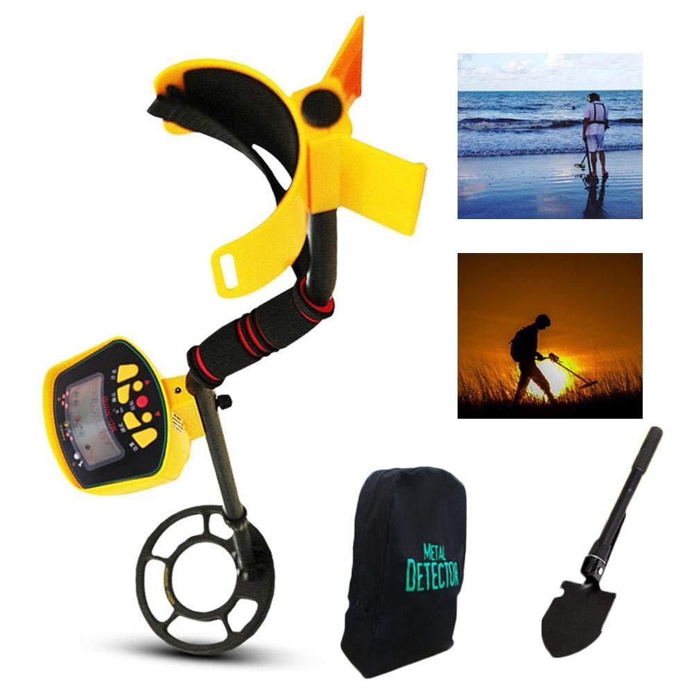 Ridecyle Heilsa Md3010 Detector de Metales arqueológicos para Tesoro y Metales no ferrosos: Amazon.es: Hogar