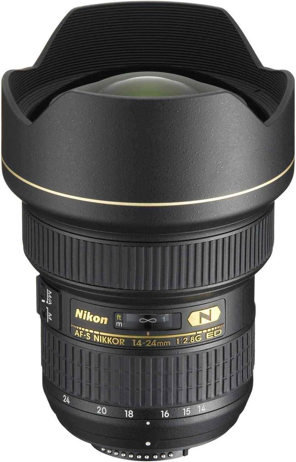 Nikon 14 24mm F 2 8g Ed Af S Nikkor Black Camera Camera Photo