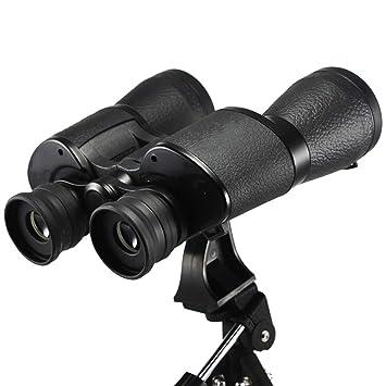 X&H Telescopio Alta Definición HD 20X50 Estándar Prismáticos Bordado Luz Baja Gafas De Visión Nocturna Es