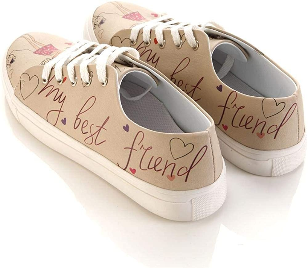 Goby My Best Friend Slip on Sneakers Shoes SPR5013