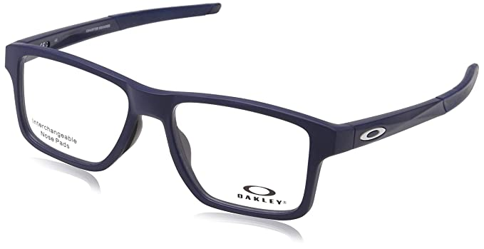 8f90baaacfb Oakley RX Eyewear - Chamfer Squared (52) - Universe Blue Frame Only ...