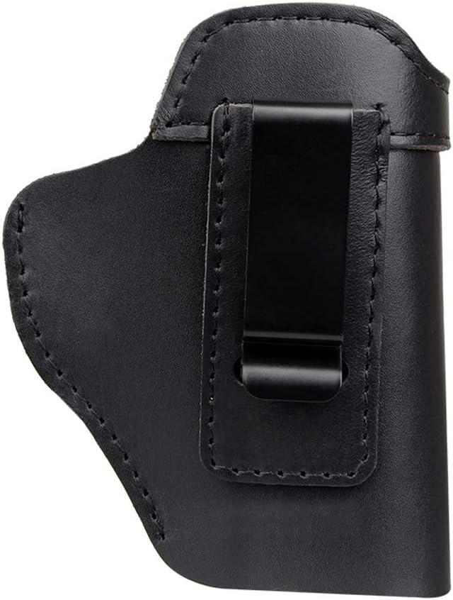 TBDLG Funda de cinturón Oculta para la Caza Bolsillos tácticos para Armas Cinturón, Funda de Pierna Cinturón multifunción,B