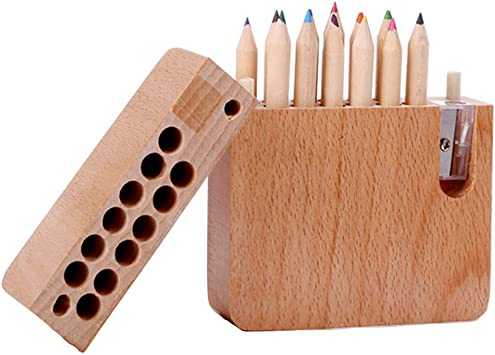 Kit De Dibujo De Lápices De Colores, Juego De Lápices De Colores ...